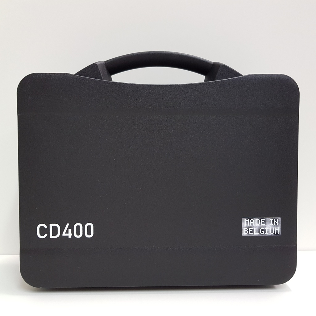 Suitcase for CD400