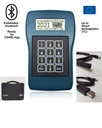 Tachograph programmer CD400-EU for digital tachographs up to Smart tachographs (Annex 1C / GEN-2) with embedded Bluetooth