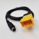 Cable for speed sensor (Hall & Kitas) - 150cm