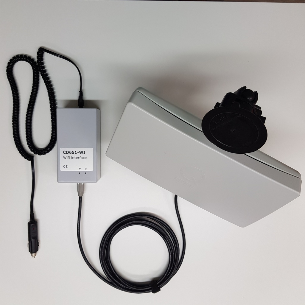 [KIT-CD651] High-performance Tachograph DSRC road check solution CD651